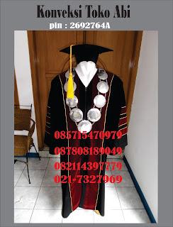 Pembuatan Baju Toga Wisuda Di Tangerang Kota