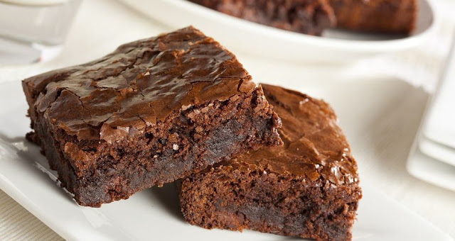 Walnut Brownies Recipe - Ioanna's Notebook