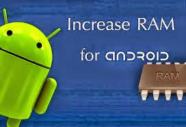 كيف تزيد في مساحة الرام  RAM
