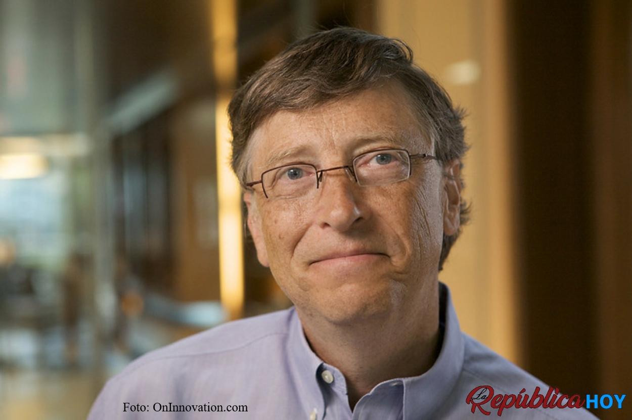 Bill Gates pierde el número 2 del mundo en ranking de más ricos