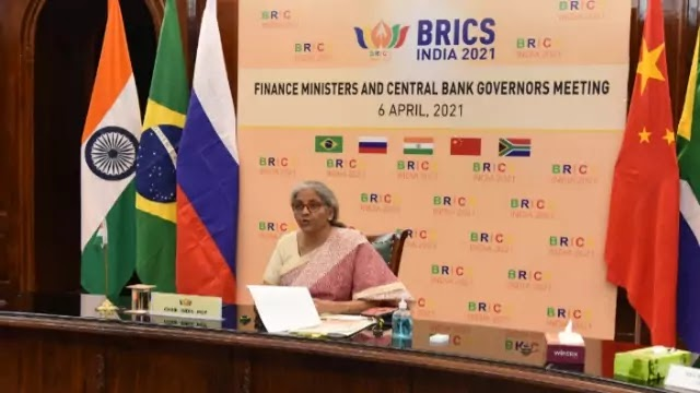 India hosts First Meeting of BRICS Finance Ministers and Central Bank Governors