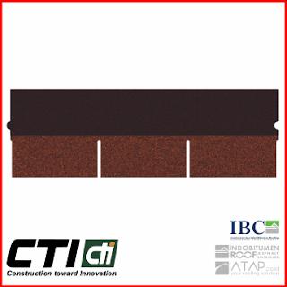 Atap Bitumen CTI Type CT3