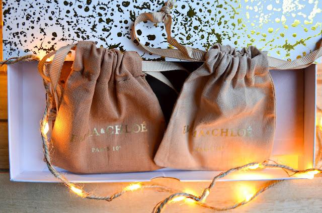 Box bijoux Emma et Chloé décembre 2020