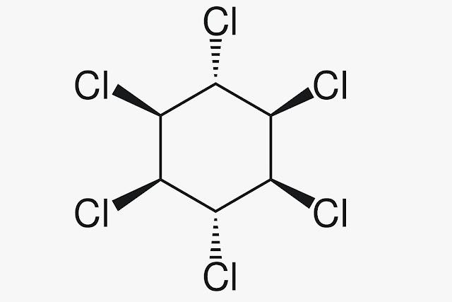 سداسي كلور البنزن Benzene Hexachloride