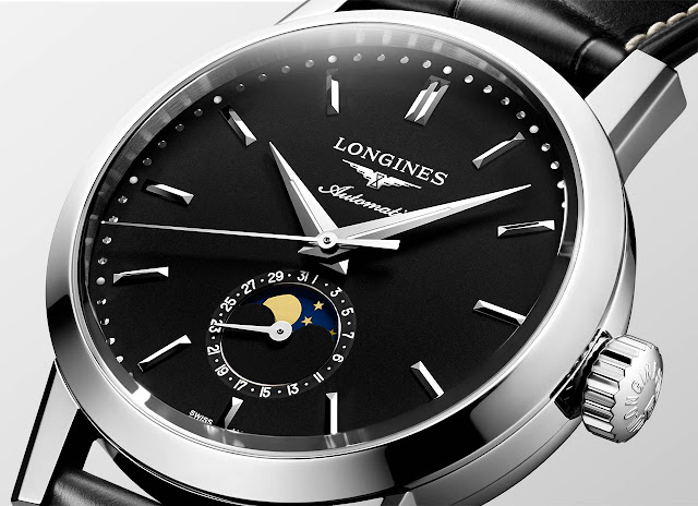 Longines 1832 Moonphase ref. L4.826.4.52.0