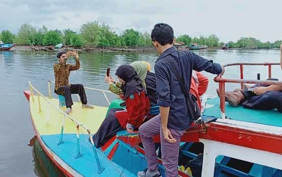 lokasi wisata mangrove