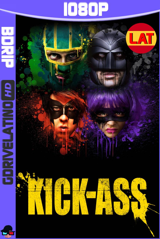 Kick-Ass (2010) BDRip 1080p Latino-Ingles MKV