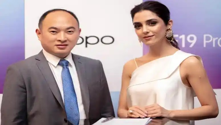 OPPO Welcomes Maya Ali as the OPPO family's newest addition