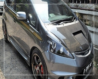 modifikasi honda jazz mugen