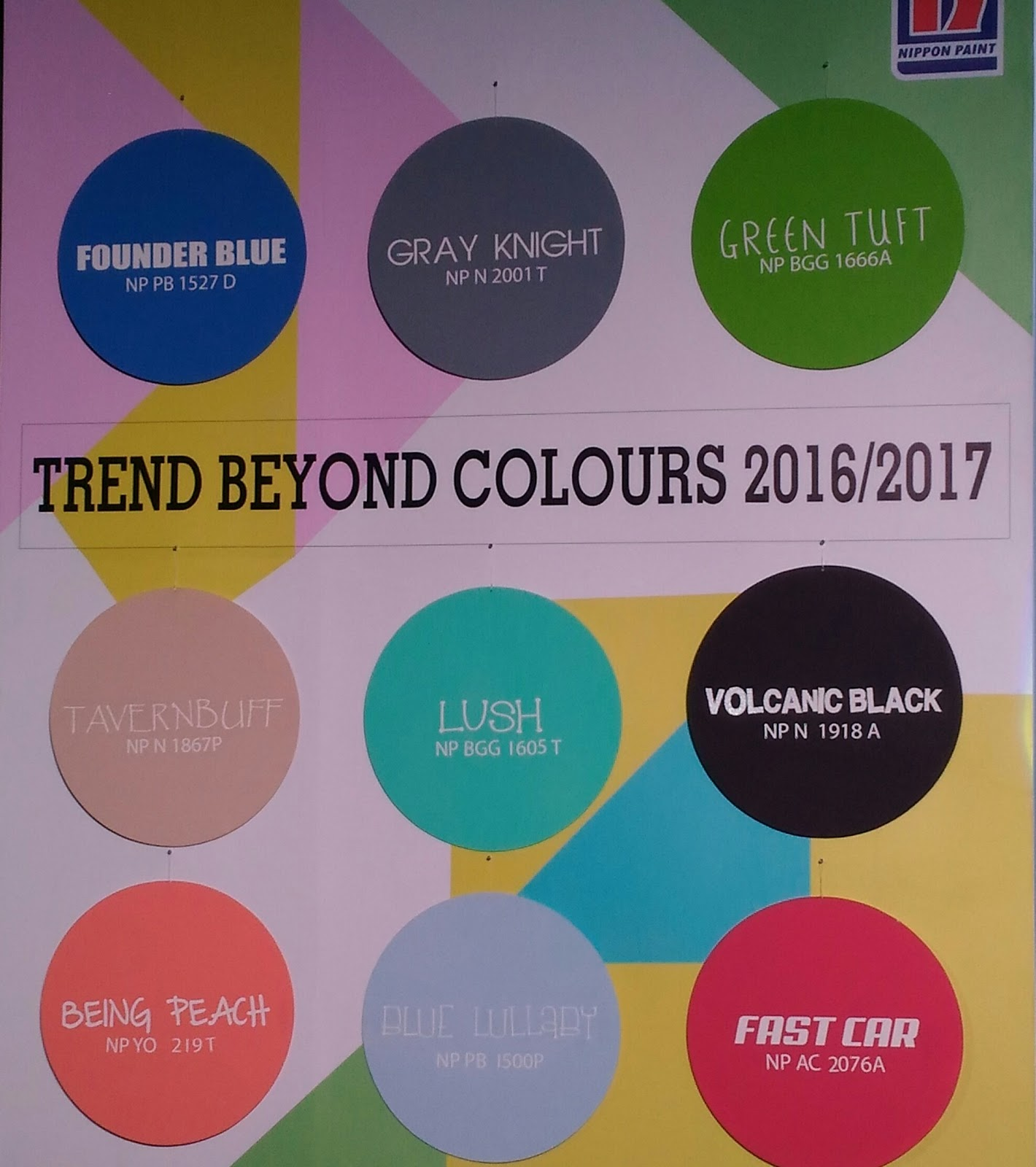2016 Paint Trends Nippon Releases The 2016 Color Trends