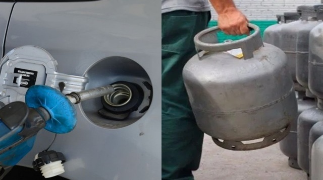 Correntista de banco pagará o imposto zero no diesel e gás proposto por Bolsonaro