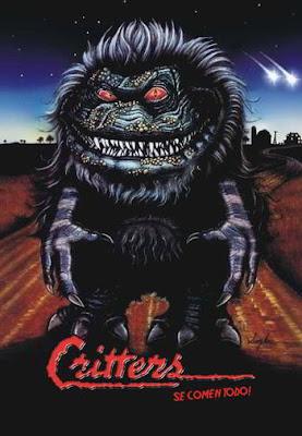 Critters [1986] [DVD] [R4] [NTSC] [Latino]