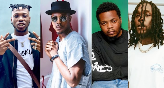 7 hot Naija songs for the month of May(Which is the best)