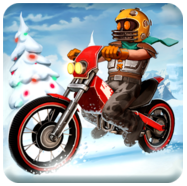 Trials Frontier MOD APK Terbaru v4.5.1 + Data Cheat (Unlimited Con and Gems)