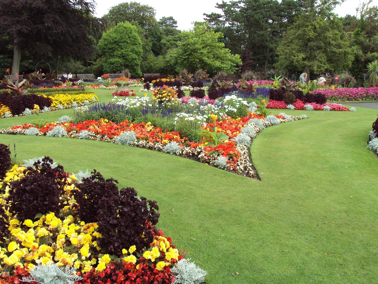 flowers for flower lovers.: Flowers gardens designs ideas.