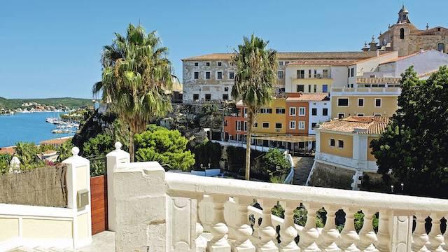 Mahón em Menorca