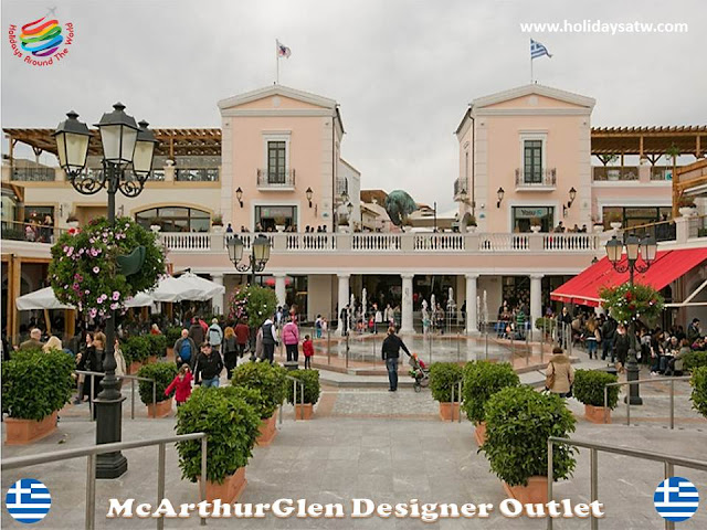 ًWhat is the best shopping places in Athens, Greece?