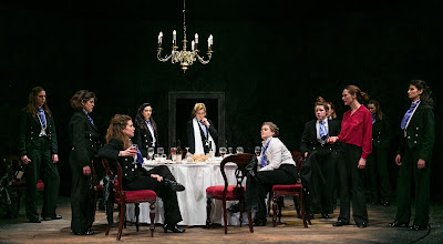 Posh @ The Pleasance Theatre