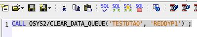 CLEAR_DATA_QUEUE
