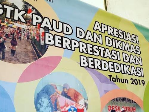 Apresiasi GTK PAUD dan DIkmas 2019