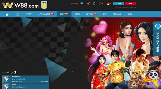 Game Slot dan Kasino link alternatif w88