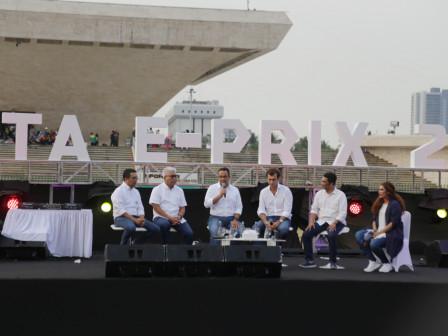 DKI Jakarta Resmi Tuan Rumah Balapan Formula E 2020