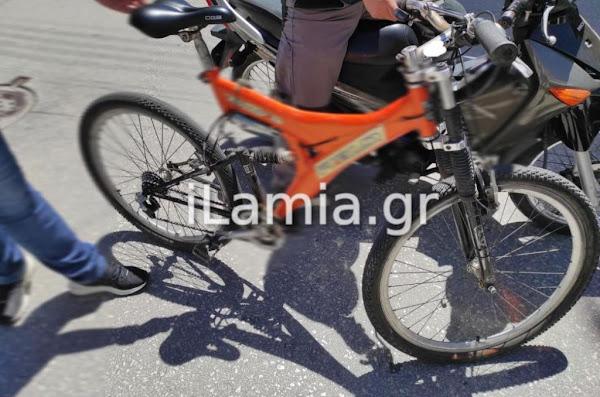 Λαμία : Τον είδε να κάνει βόλτα με το κλεμμένο του ποδήλατο…