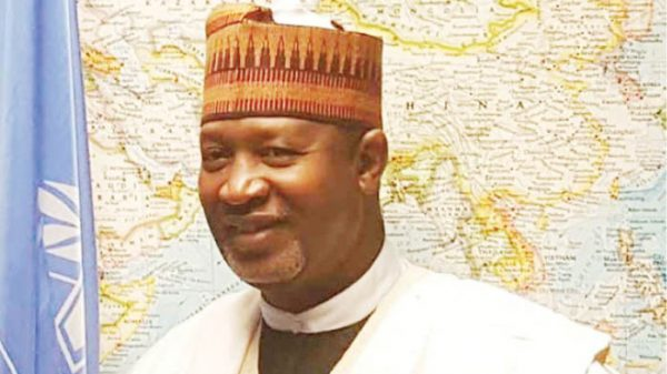 Social distancing not observed in aircraft because it is hygienic - Minister of Aviation, Hadi Sirika