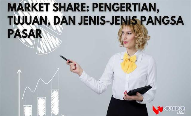 Pengertian Market Share