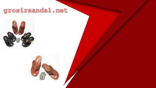 sandal imitasi pria dewasa | size 38-42 | grosir sandal jepit