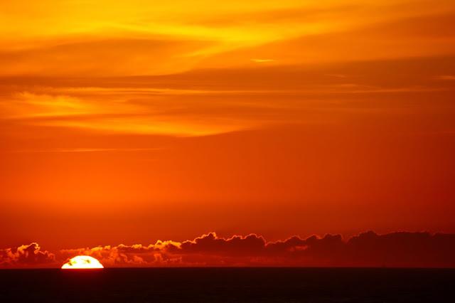 Puesta de sol Rutaspain