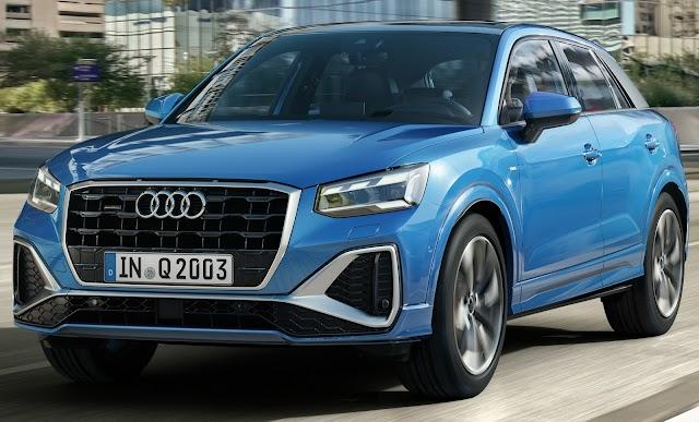 Yenilenen Audi Q2 Türkiyede Satışta