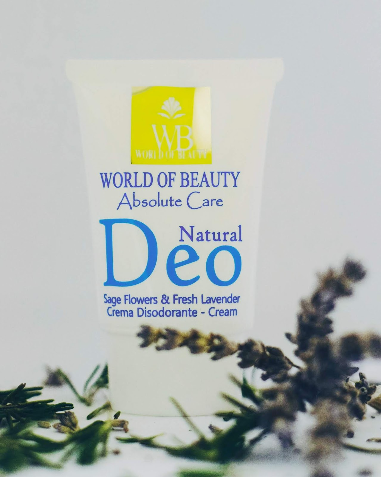 world of beauty deo cream