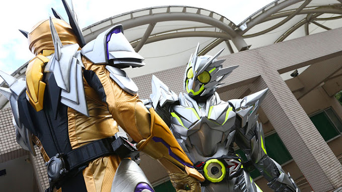 Kamen Rider Zero-One Episode 22 Subtitle Indonesia