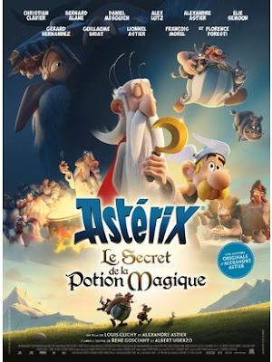"""Résultat de recherche d'images pour """"ASTÉRIX - LE SECRET DE LA POTION MAGIQUE film blog"""""""