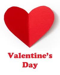 happy valentines day to my husband