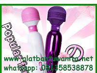 Alat Bantu Wanita Vibrator Getar Massage