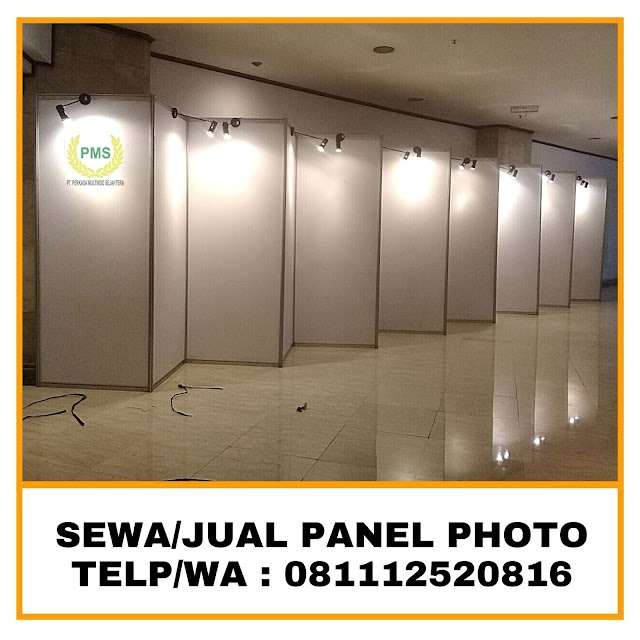 Sewa Panel Photo R8 Putih Murah 081112520816