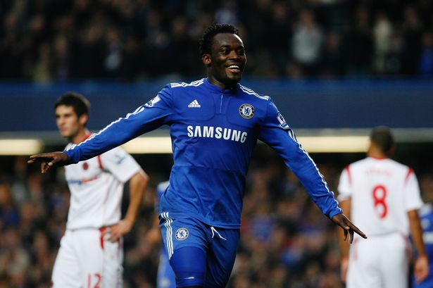 Didier Drogba teamed up with Jose Mourinho to bring me to Chelsea - Michael Essien