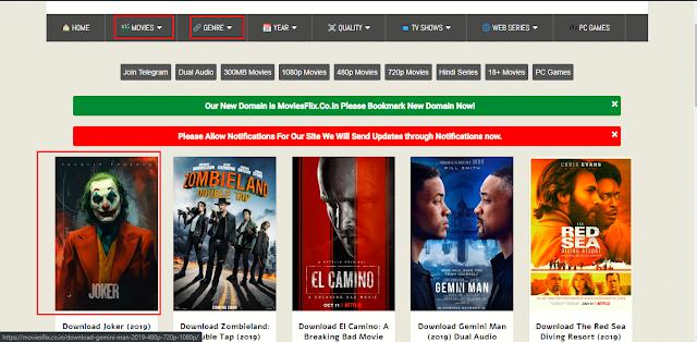 online movie watchs