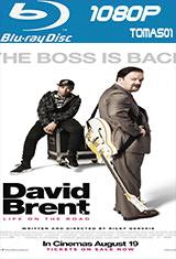 David Brent: Vida en la carretera (2016) BDRip 1080p DTS