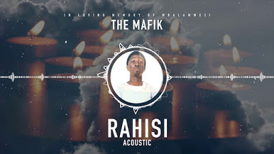 AUDIO | The Mafik - Rahisi | Mp3 Download [New Song]