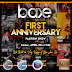 BAXE FIRST ANNIVERSARY