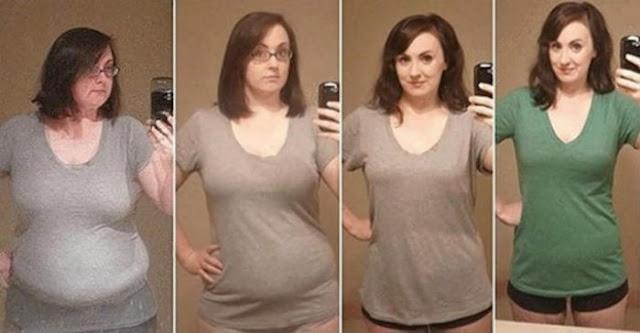 Une femme a perdu 40 kilogrammes en une année en faisant 3 changements simples
