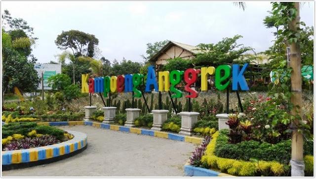 Kampoeng Anggrek;10 Top Destinasi Wisata Kediri