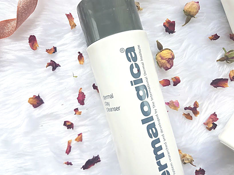 dermal clay cleanser review