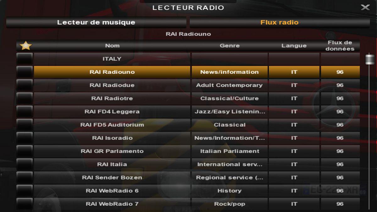 Italian Radio Stations
