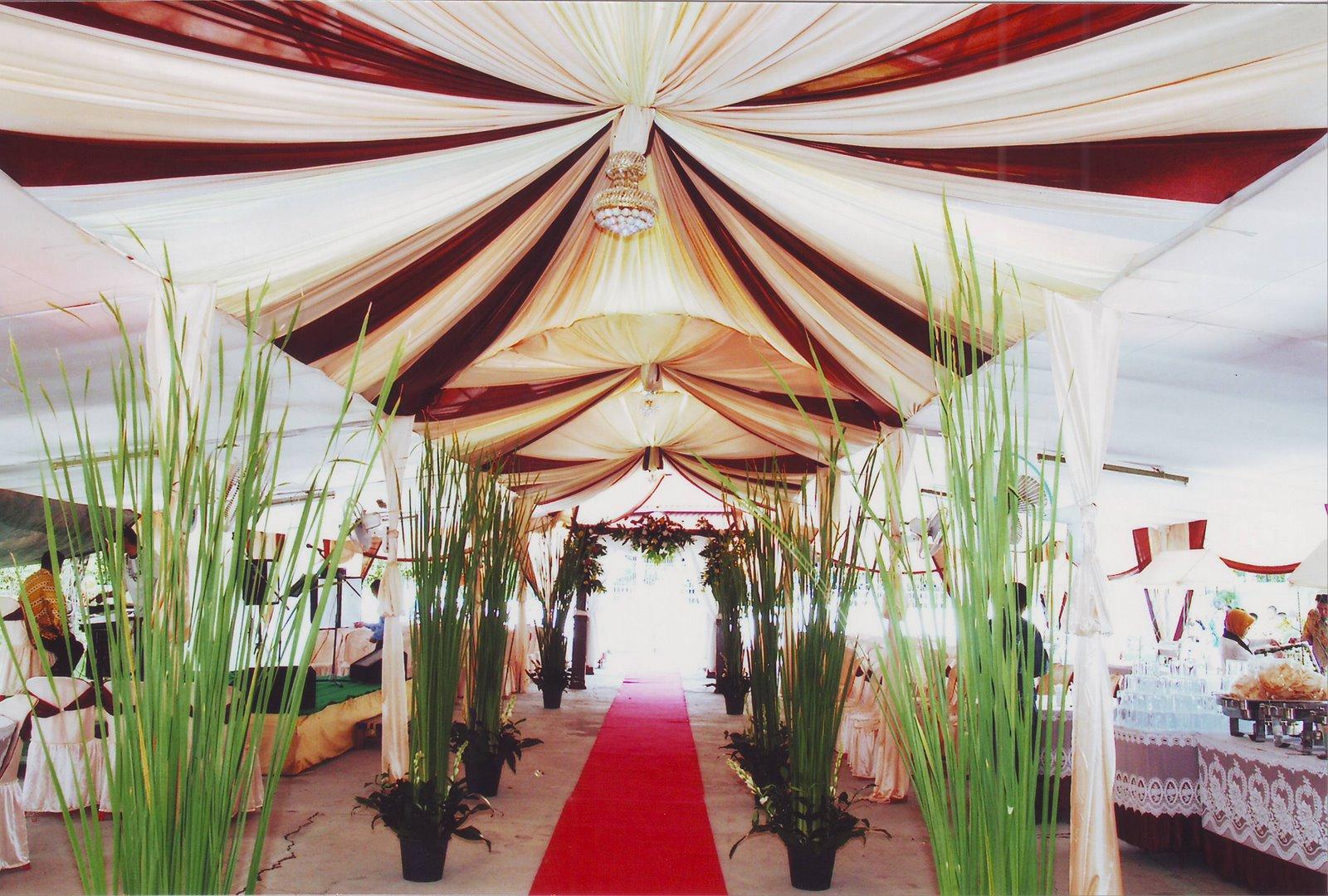 Tenda VIP ~ Dewi Pesta