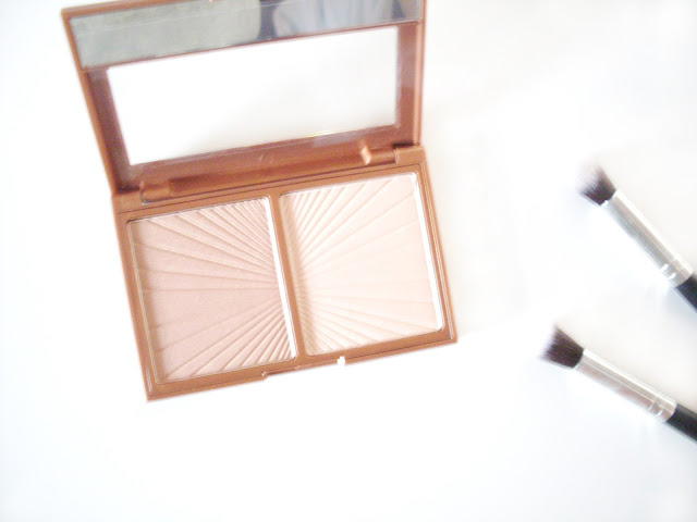 W7 Hollywood Bronze & Glow Highlighter