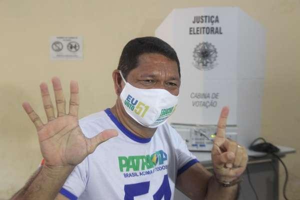 Delegado federal Eguchi deixa o Patriota e assume comando PSL no Pará